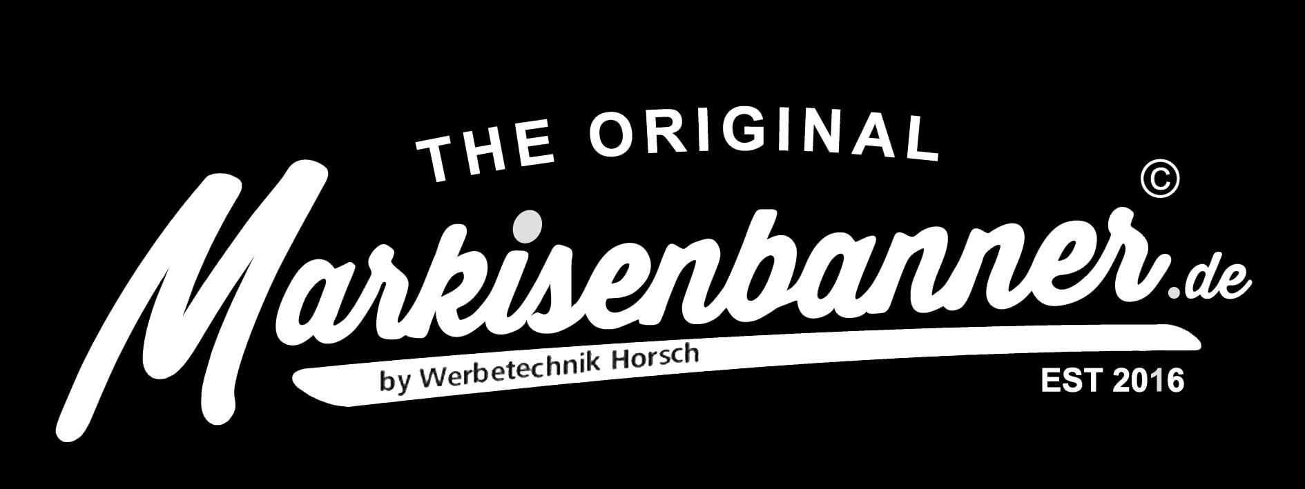 MARKISENBANNER.de by Werbetechnik Horsch